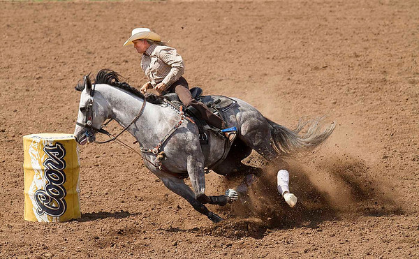 Payson Rodeo 2012