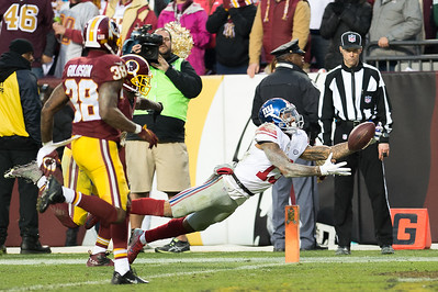 Giants @ Redskins -- 11/29/2015