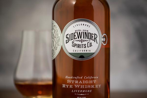 Sidewinder Rye Whiskey Nov, 2020