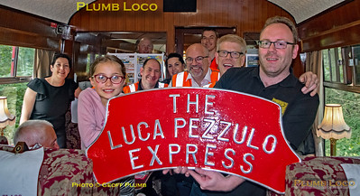 "BLS ""The Luca Pezzulo Express"", 20th July 2019"
