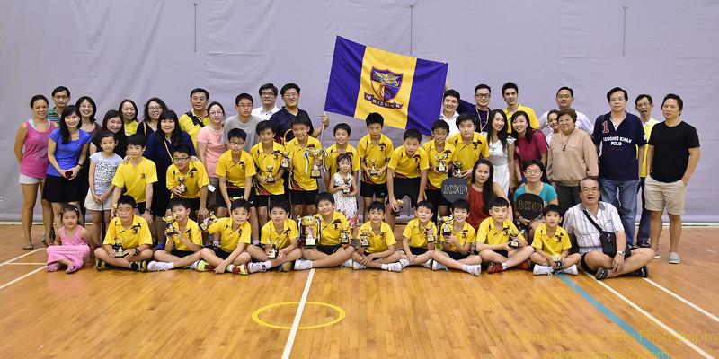 Badminton Final 2015 - ACS Primary