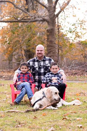 Quinn Family 2020