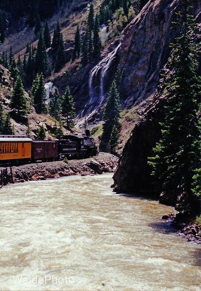 Anamis River, Colorado 2001