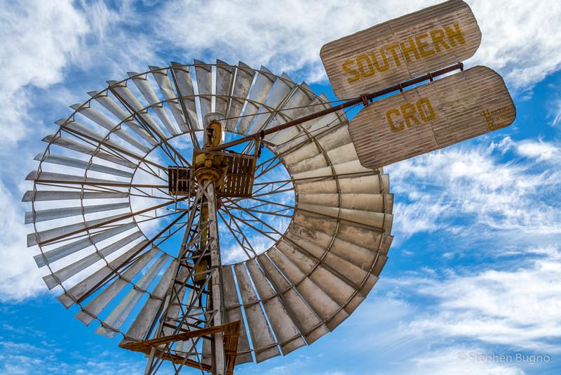 windmill in Boulia, QLD