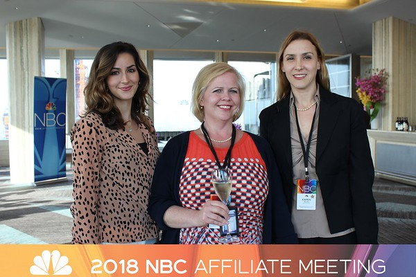 2018 NBC Affiliate Meeting, Reception