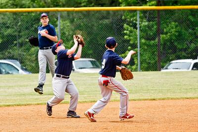 May 7 - 11/12 Braves vs. Tigers