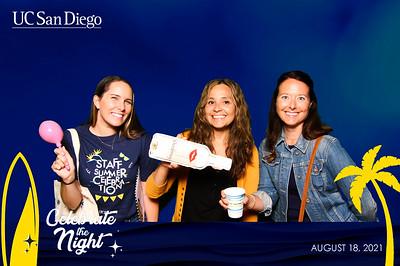 UC San Diego Celebrate the night 2021