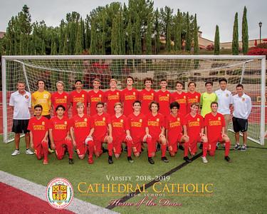 2019 CC Soccer Varsity