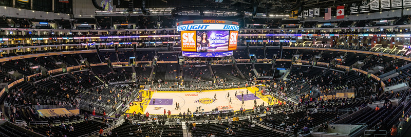 Staples Center - LA Lakers - NBA