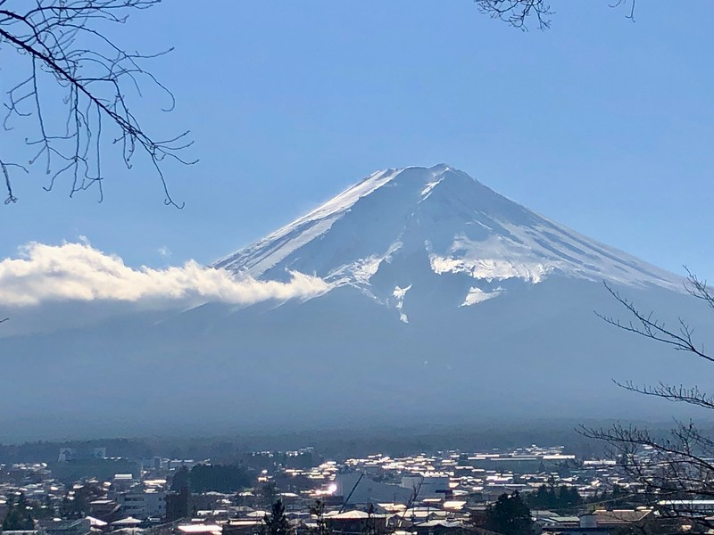 Mt. Fuji First Time