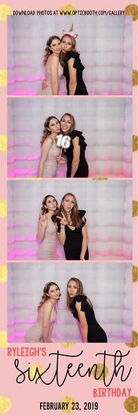 Ryleigh's 16th