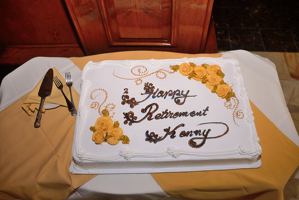 Kenneth's Retirement Party