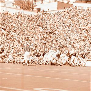 WVU vs Penn State October '71