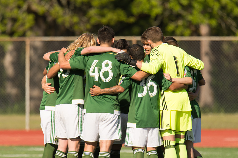 Timbers U23 vs. PDX FC - May 7th, 2017