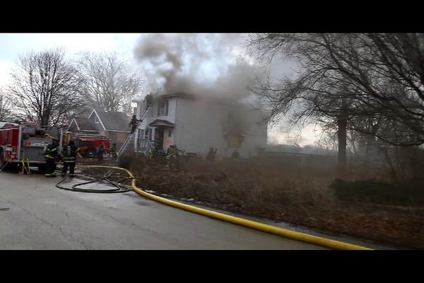 3-11-10  CFD/NIPSTA Training Fires