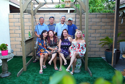 PDL Friends Reunion in California July 2017