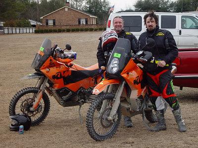 Sand Blast Rally Event Pics