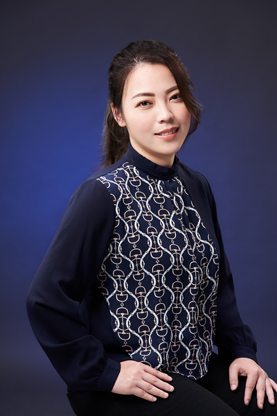 形象照/ delif美髮保養品牌創辦人