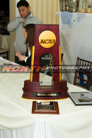 01/24/2013 Dowling 2012 Mens Lacrosse National Championship Ring Ceremony