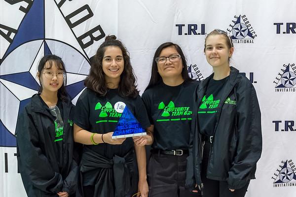 Texas Robotics Invitational 6-28 & 6-29-19