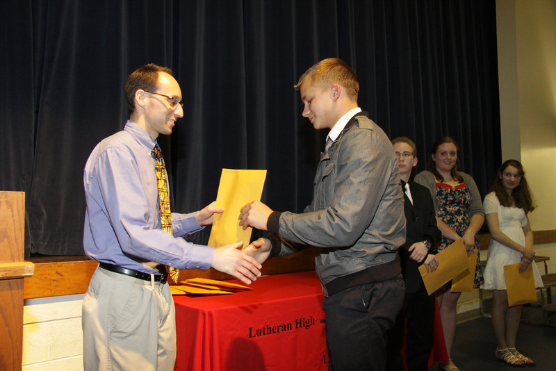 Awards Night 2012: Student of the Year - Government
