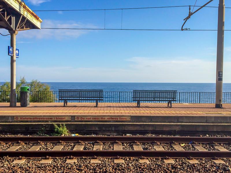 Genova Nervi Train Station