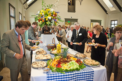 2010-09-12 Dedication Sunday Reception