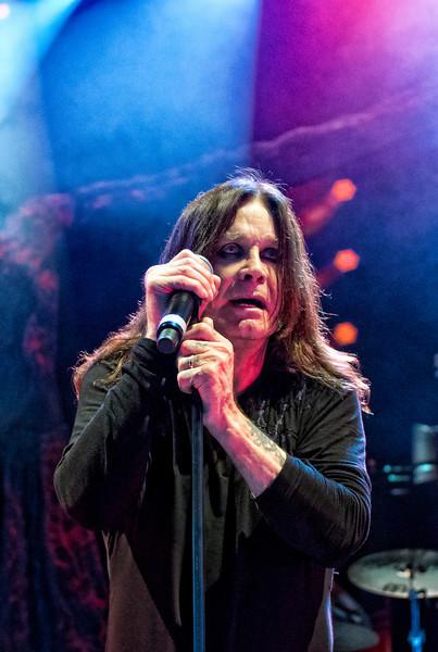 Black Sabbath August 18, 2013