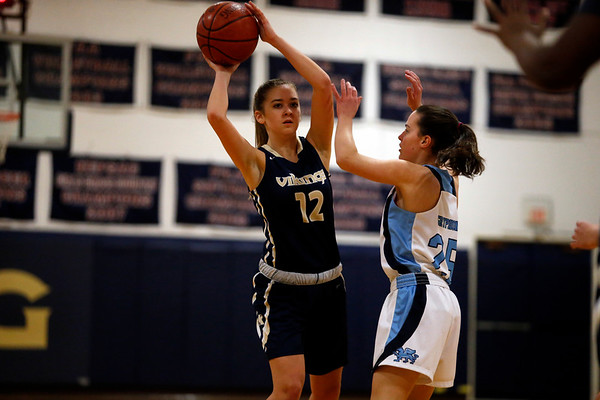 Girls' Basketball Jan. 2017