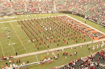 UC vs Oklahoma 9-25-2010
