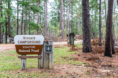 Kincaid Campground Cleanup 10-20