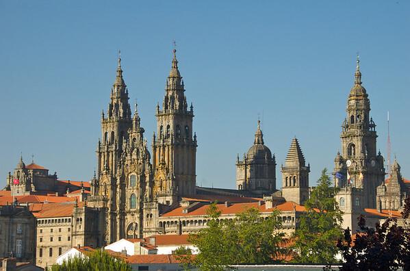 Santiago de Compostela: Old Town