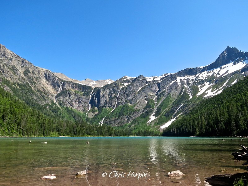 Avalanche Lake - Glacier National Park, Montana