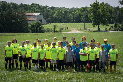 EI Soccer Camp