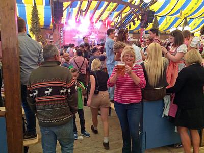 Oktoberfest - Cannstatter Volksfest