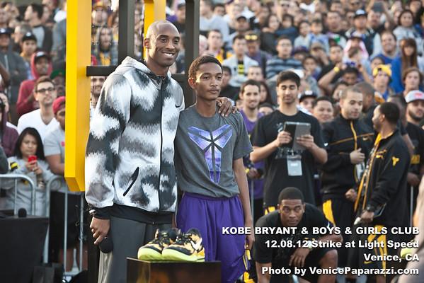 12.08.12 Strike at Light Speed with Kobe Bryant