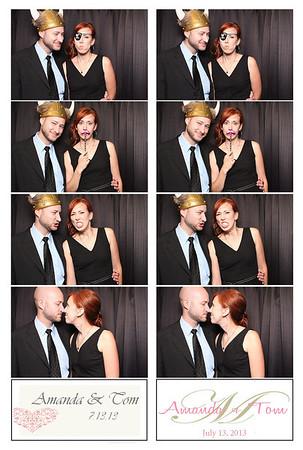 Amanda and Tom's Wedding