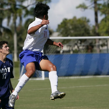 Lynn University Soccer vs. New York Tech, September 18, 2005, 4pm, Boca Raton, Florida