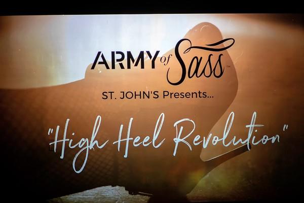 2018-04 Army of Sass - High Heel Revolution