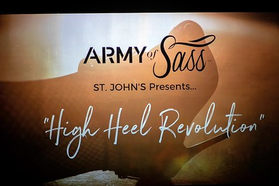 2018-04 Army of Sass - High Heel Revolution