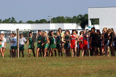 Bayside Meet Girls Race