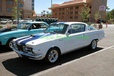 Nevada - August, 2012 - 4 A