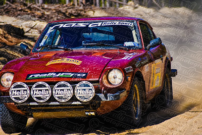 6	Greg Healey	Philip Barnes	Datsun	280Z