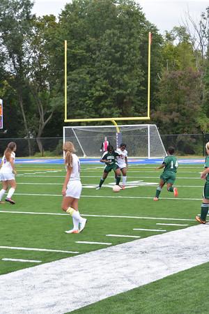2013-09-27 Dayton Girls Varsity Soccer vs Roselle Catholic #5 of 5