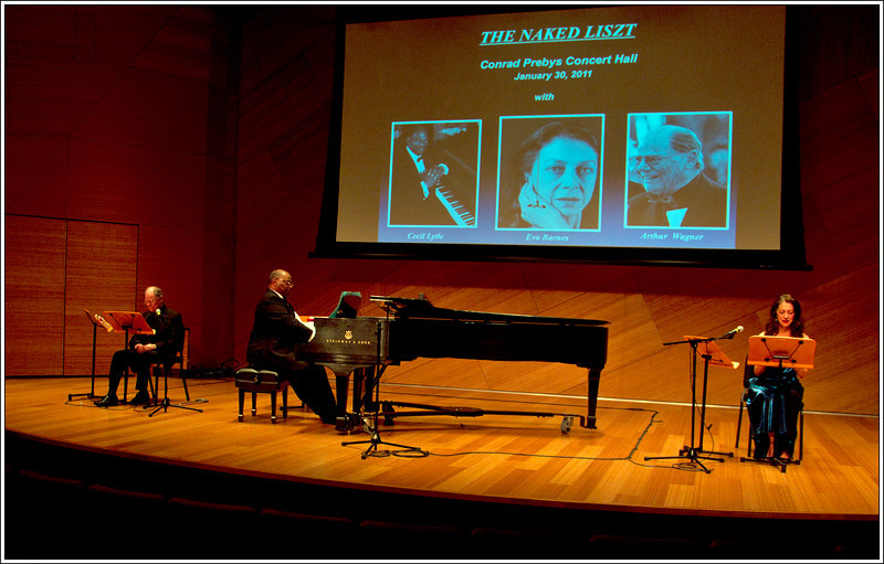 Naked Liszt