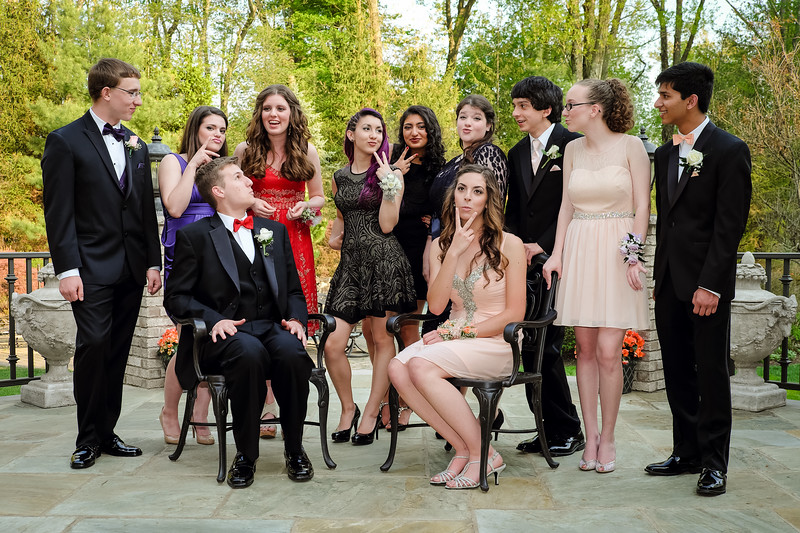 NHRHS 2015 Junior Prom