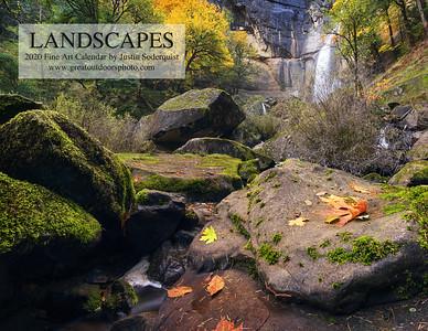 2020 Landscapes  Fine Art Calendar