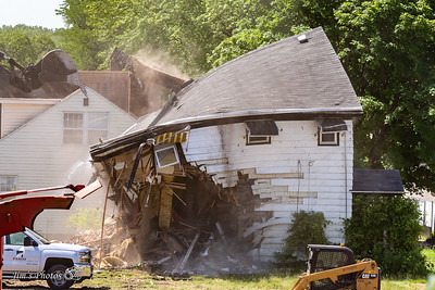 Houses - Fish Hatchery Rd - Houses Coming Down - Pt 3 - Madison, WI - June 16, 2020