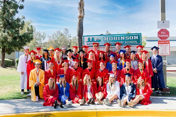 Robinson Grads 2021