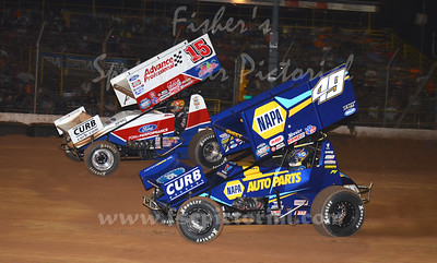 Lernerville 07-21-20 World of Outlaws